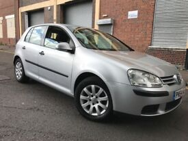 Volkswagen Golf 2005 1.9 TDI SE 5 door FSH, 3 MONTH WARRANTY, BARGAIN
