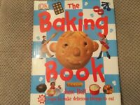 The Baking Book by Jane Bull