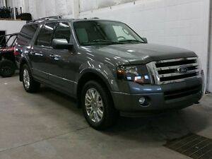 2014 Ford Expedition Max 4WD 4dr Limited W/ DVD, SUNROOF