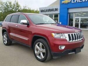 2012 Jeep Grand Cherokee *Htd Front & Rear Seats! *Htd Steer Whe
