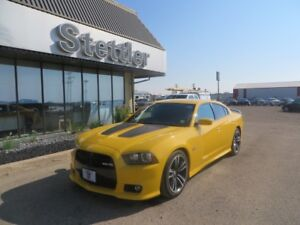 2012 Dodge Charger SRT8 SUPER BEE! LOW KM! AUTOMATIC!