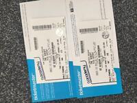 The Script Tickets - Birmingham 24th August