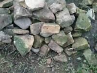 Rockery stones , free