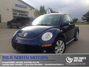 2008 Volkswagen Beetle Trendline Leather Sunroof!!