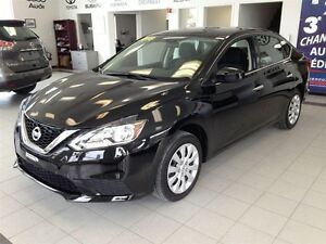 2016 Nissan Sentra 1.8 S AIR/BLUETOOTH/CRUISE