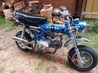 honda dax 110cc