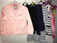 Girls Designer Clothes Bundle Age 5-6