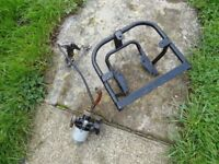 seagull engine parts carb and recoil bracket 2 3 4 hp seagull