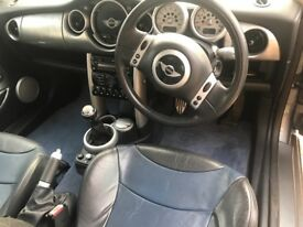 Mini Cooper JCW supercharged r53