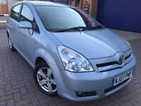 ***TOYOTA COROLLA VERSO, 2007 DIESEL,7 SEATS,RECENTLY FULLY SERVICED, 1 YEAR MOT***