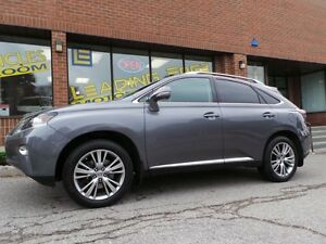2013 Lexus RX 350 TOURING, NAVI, BACK UP CAM, NO ACCIDENTS!!!