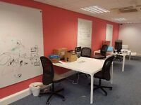 Shared office space in Funtley Hill nr Fareham