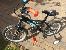 Kids bikes age 4-6 £20 each 1 Boys 1 girls Bangor