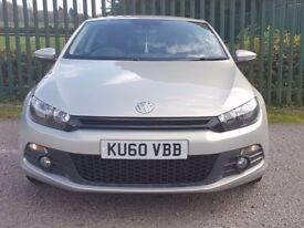 Immaculate VW Scirocco 70,000 Miles Automatic DSG Full VW Service History Quick Sale!