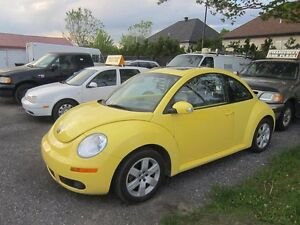 2007 Volkswagen New Beetle Coupe AUTOMATIQUE CUIR TOIT  FINANCEM