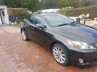 Lexus IS220 2009 (09 plate)