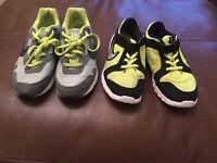 Boys Nike Trainers Size 2.5