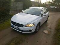 2014 volvo v60 d4 (free road tax)