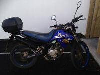 Yamaha xtr 125cc