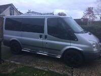 Ford toueno 8 seater mini bus in excellent condition for year used as family bus not worked