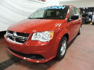 2012 Dodge Grand Caravan SXT,ATTELAGE REMORQUAGE,8 PNEUS ET RIMS