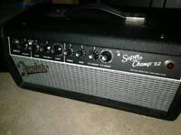 Fender Super Champ X2 15w Head