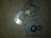 Suzuki gp100 disk valve assembly