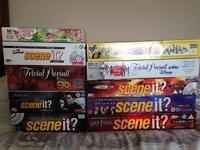 Board game collection £25 Bargain!