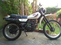 Yamaha XT 250 (1988)