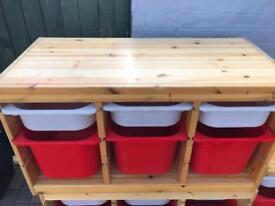 IKEA TROFAST STORAGE SYSTEM - 3 units available