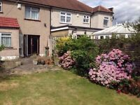 Large Double Bedroom-Welling-30 min Central London with Parking space