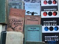Irish Language Books Dictionaries