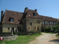 XV-XVI th century French Manor restaured with much love in Black Périgord