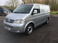 "VW T5 Transporter 2.5 174 hp ""Perfect for Camper Conversion"""