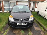 Renault Modus 12/2006 deisal very nice and clean just try