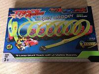 Superlooper car track, brand new, unopened