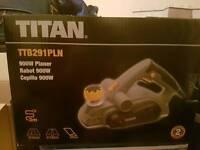 Titan planer - NEW ***URGENT***