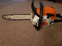 Stihl ms181 in good condition