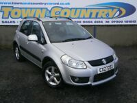 2008 Suzuki SX4 DT **PERFECT FAMILY CAR**ONLY £2295**( scenic swift meriva )