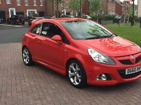 Vauxhall Corsa VXR 2010 forged engine