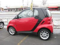2009 Smart Fortwo Coupe Passion