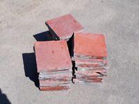 25 Quarry Tiles - Reclaimed and Original
