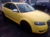 Swap my Audi A3 fsi 2.0 fsh for fast car