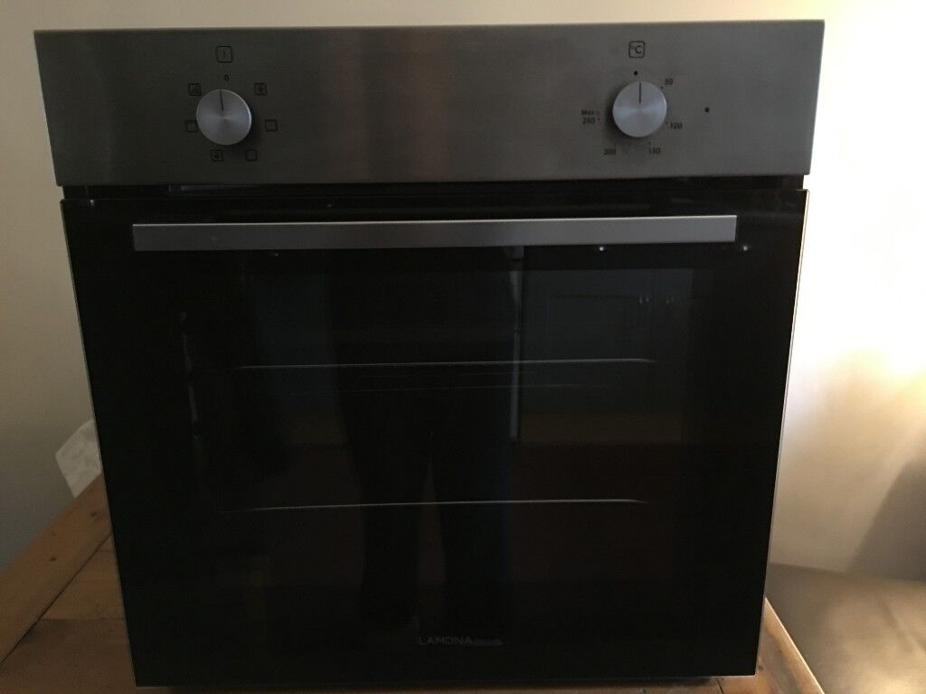 Lamona Single Fan Assisted Oven With Grill Built In In Longhope