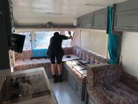 4berth touring caravan