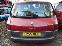 RENAULT SCENIC 2.0 2005 BREAKING ALL PARTS