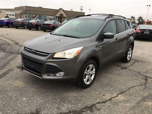 2013 Ford Escape SE/CARPROOF CLEAN/BLUETOOTH/NAV/MOONROOF/