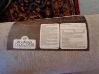 100% worsted wool carpet