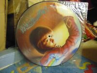 vinyl picture discs/marillion/frankie goes to hollywood/rod stewart/rare 12 inch / aberbargoed