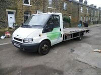 RECOVERY TRUCK LWB FORD TRANSIT